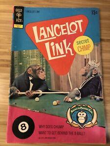 Whitman Comics Lancelot Link Secret Chimp No. 5 1972