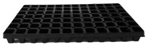 MULTI CELL 84 PLASTIC CELL PLANT SEED PLUG TRAYS  BLACK TOP QUALITY NEW