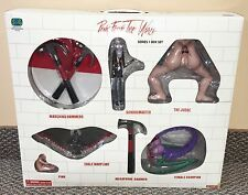 Pink Floyd Series 1 RARE Wall Figures Box Set NEW Toy not shirt album guitar tix