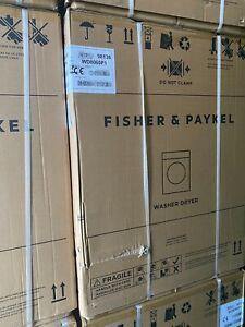 New Fisher & Paykel Washer Dryer WD8060P1 washing machine 7kg 4k appliance Miele