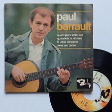 """EP Paul Barrault  """"La vallée des larmes"""""""