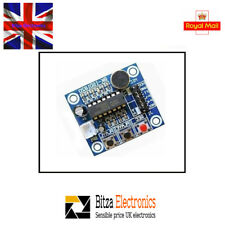 Audio Microphone ISD1820 Sound Voice Recording Playback Module UK Seller