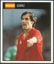 ORBIS 1990 WORLD CUP COLLECTION-#150-SPAIN-GORRIZ