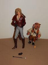 Labyrinth Jareth and Hoggle figure Set by NECA