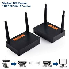 MEASY FHD676 2.4g/5g Wireless Transmission System Video Audio Transmitter