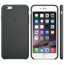 Genuine Official Apple iPhone 6 Plus / 6s Plus Silicone Case - MGR92ZM/A - Black