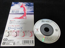 Bee Gees Secret Love Japan 3 inch Mini CD Single in 1991 Barry Morris Robin Gibb