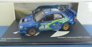 Subaru Impreza WRC Rally New Zealand 2003,1/43 Scale.