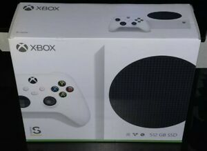 🔥Microsoft Xbox One Series S  512GB White Console Ready To Ship Today IN HAND🔥