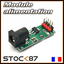5105# carte alimentation 5V pour projet Arduino, Raspberry...