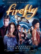 Firefly: The Official Companion: Volume Two, Joss Whedon, Good Book