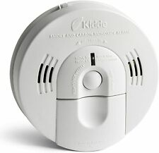 Kidde Smoke and Carbon Monoxide Detector Alarm with Voice Warning   Hardwired w/