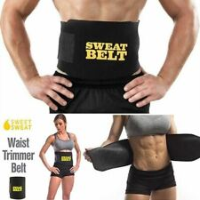 Waist Trainer Belt Women Men Body Shaper Suit Sweat Belt Premium Waist Trimmer C