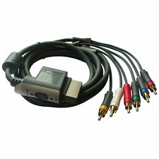 Component (YPbPr) Video Game AV Cables