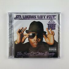 Big Boi - Sir Lucious Left Foot.. (Parental Advisory, CD, 2010) *New & Sealed*