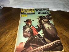 Classics Illustrated No. 121 Wild Bill Hickok 1964