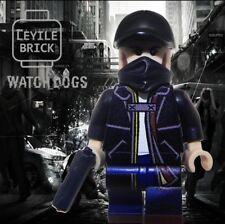 **NEW**LYL BRICK Custom Watch Dogs Aiden Pearce Lego minifigure