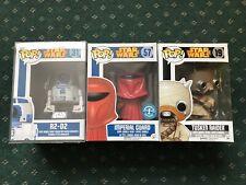 Star Wars Funko Pop Bobble Head Bundle
