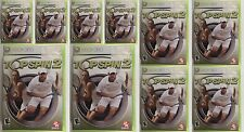 Top Spin 2 (Microsoft Xbox 360, 2006) - Wholesale lots of 10pcs of Top Spin 2