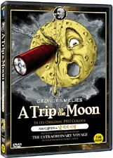 A Trip to the Moon (1902) DVD *NEW