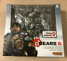 Storm Collectibles Gears of War 5 Marcus Fenix Vintage Armor Gamestop Exclusive
