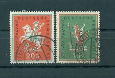 Allemagne -Germany 1958 - Michel n. 286/87 - Pour les voyages d'études de la jeu