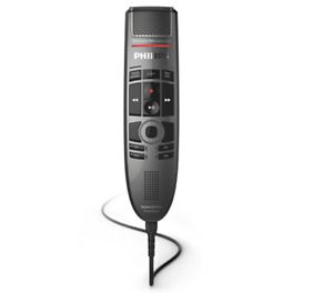 Philips SMP3700 SpeechMike Premium Touch Dictaphone