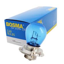 Lámpara Bombilla BOSMA P26S 12v 25w S3 Krypton AZUL PREMIUM para FARO etc