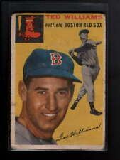 1954 TOPPS #250 TED WILLIAMS VG  D7088