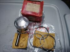 1968 1969 Honda CB350 SUPER SPORT NOS OEM PISTON RING SET KIT .25 O/S
