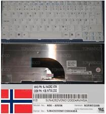 Clavier Qwerty Norwegian ACER ASPIRE AS2920 NSK-A9V0N 9J.N4282.V0N KB.INT00.232