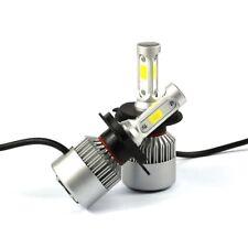 2 PCS COB Car H4 HB2 9003 LED Headlight Bulbs Conversion Kit 200W 20000lm 6500K