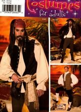 Simplicity Sewing Pattern 4923 Men's Costume L, XL New