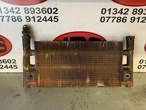 Hydraulic oil cooler radiator  X Jacobson Turfcat T422d mower....£50+VAT