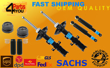 4x Front Rear Shock Absorbers DAMPERS MERCEDES W639 VITO MIXTO VIANO 2003-  +KIT