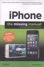 iPhone: The Missing Manual (Missing Manuals)-ExLibrary