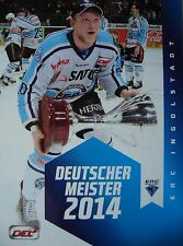 Ms20 alexander oblinger erc Ingolstadt maestro del 2014