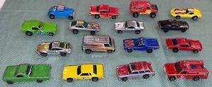 Vintage Hot Wheels Redlines & Blackwalls Lot of Diecast Cars Estate Find