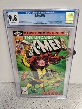 CGC 9.8 X-MEN #135 MARVEL COMICS 7/80 1ST SENATOR ROBERT KELLY