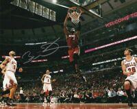 Dwyane Wade Autographed Signed 8x10 Photo ( HOF Heat ) REPRINT