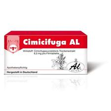 CIMICIFUGA AL Filmtabletten 100 St PZN 425082