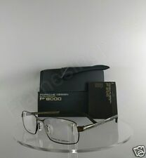 New Authentic Porsche Design P 8212 D  Eyeglasses Titanium P'8212 56mm Frame