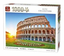 1000 Piece City Collection Jigsaw Puzzle - COLOSSEUM AT SUNRISE ROME ITALY 05655