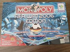 Monopoly FIFA WM 2006 Edition ORIGINALVERPACKT, NEU official licensed product