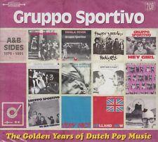 Gruppo Sportivo 2 CD Set The Golden Years Of Dutch Pop Music 2017