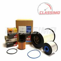 Champion Air, Oil & Fuel Filters for FORD FOCUS Mk 3 + C-MAX + KUGA - 2.0TDCi