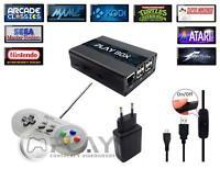 PlayBox Consola Retro - HDMI - Emulador de SNES, Megadrive, MAME - Raspberry PI3