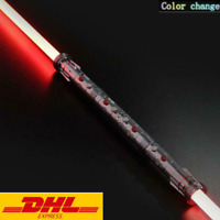 Star Wars Lightsaber Replica Force FX Darth Maul Dueling Rechargeable Metal