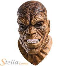 Official Adult Killer Croc Suicide Squad Overhead Mask Fancy Dress Accessory