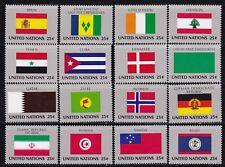 United Nations (New York) Flag 1988 528-43